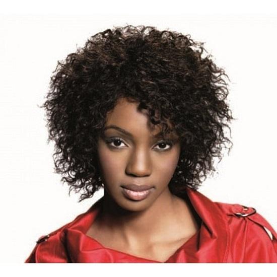 Sleek Human Hair Mia Wig